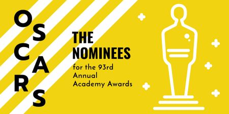Szablon projektu Annual Academy Awards announcement Image