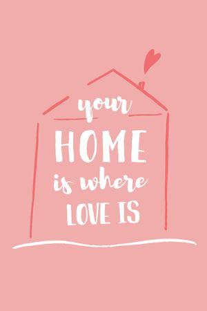 Home Inspirational Quote Tumblr tervezősablon