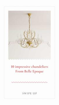 Elegant Chandeliers Offer