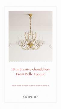 Elegant Chandeliers Offer