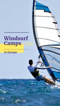 Windsurf Camps Ad