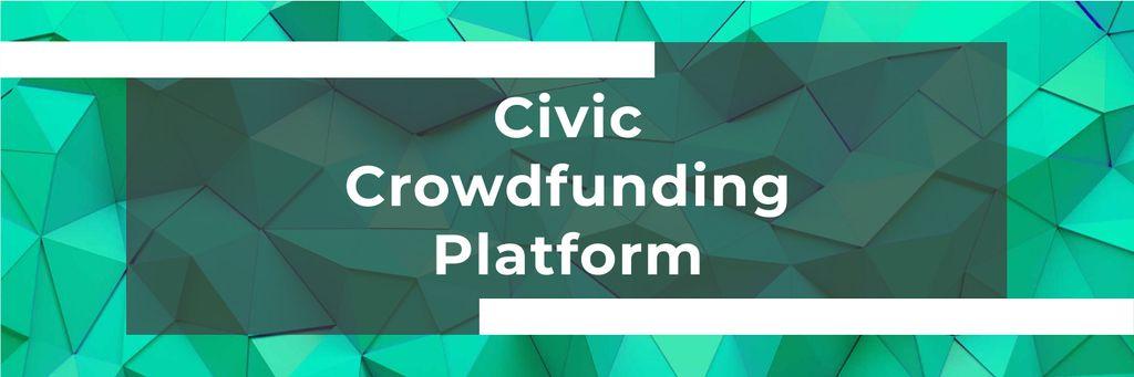 Civic Crowdfunding Platform — Створити дизайн