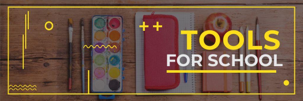 Tools for School — Modelo de projeto