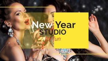 New Year studio