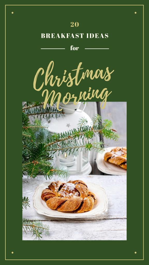 Christmas festive cake - Bir Tasarım Oluşturun