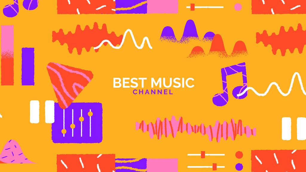 Music Channel promotion — Maak een ontwerp