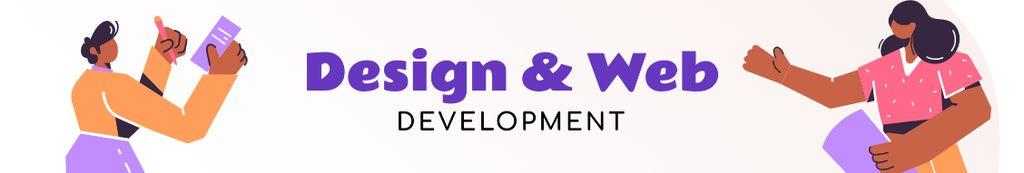 Development Team working together — Maak een ontwerp