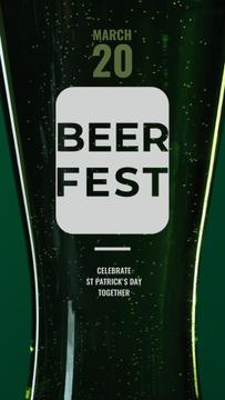 St.Patricks' Day Party Annoucement