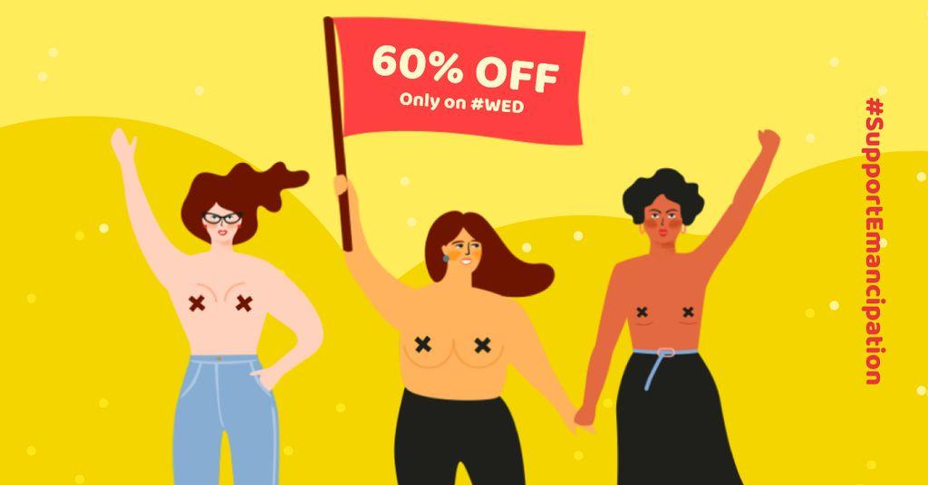 Diverse Women on Riot — Modelo de projeto