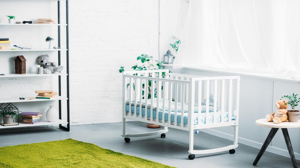 Cozy Nursery Interior — Створити дизайн
