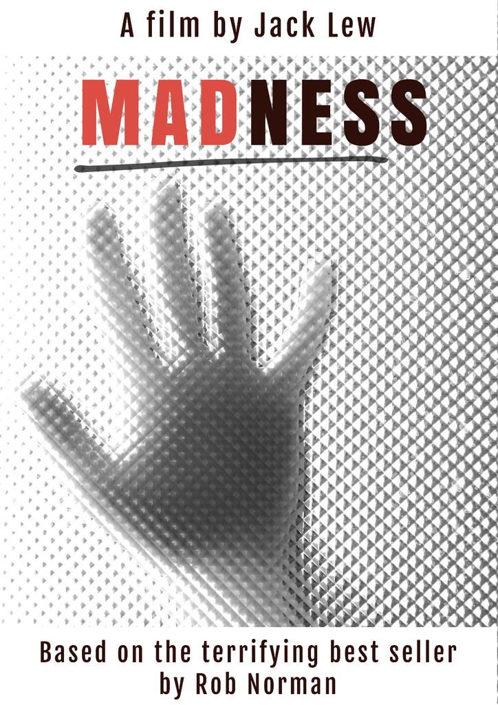Madness film poster —デザインを作成する
