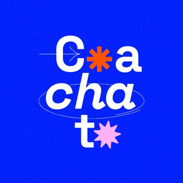 Emblem with Bright Abstractions Logo – шаблон для дизайну