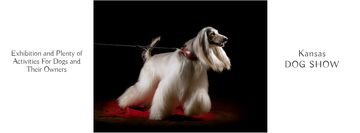 Dog Show in Kansas Annoucement