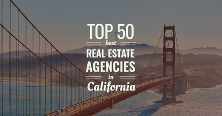 Real estate agencies advertisement Facebook AD Design Template