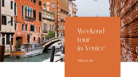Modèle de visuel Design template by Crello - FB event cover