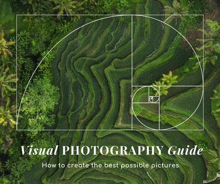 Photography Tips with Rice Plantations Facebook – шаблон для дизайна