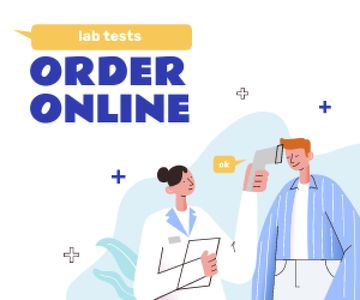 Online Lab Tests offer