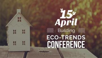 Building Conference Ad with Toy House