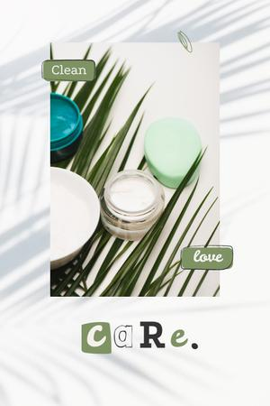 Eco Concept with Wooden Brushes in Basket Pinterest Modelo de Design