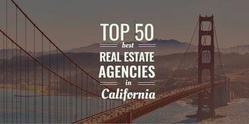 real estate agencies advertisement poster