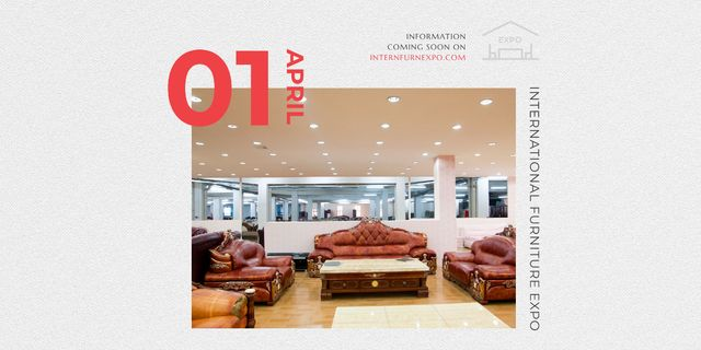 International Furniture Expo Image Design Template