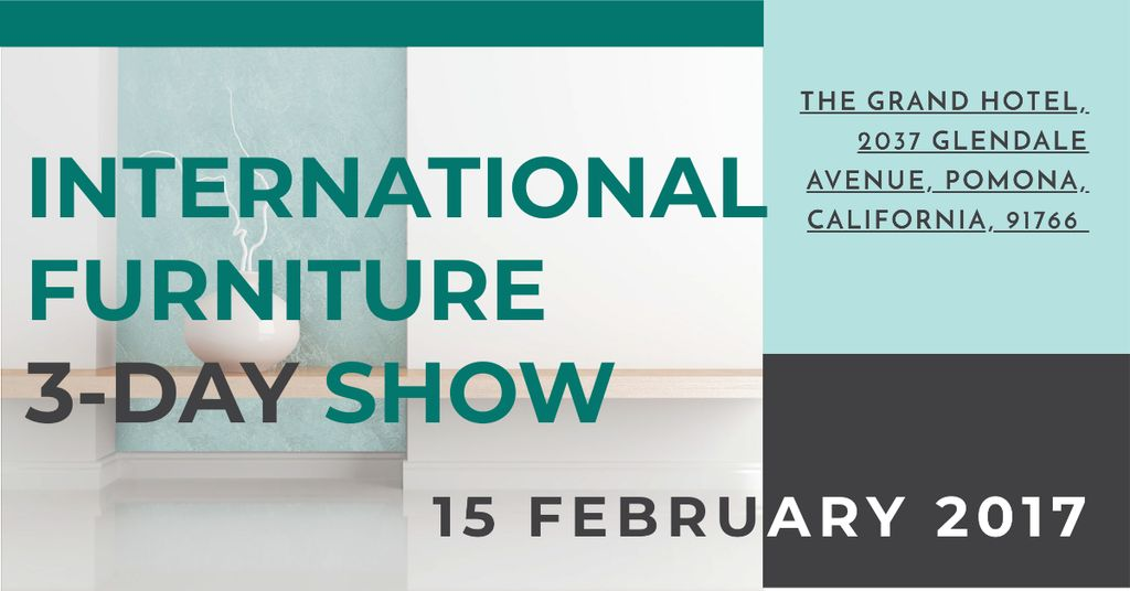 International furniture show — Crear un diseño