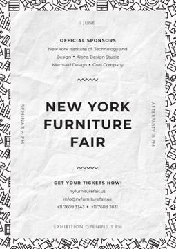 Furniture fair Announcement