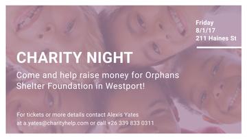 Corporate Charity Night