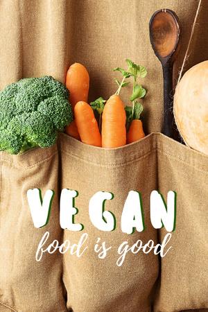 Fresh Ripe Broccoli and Carrots Pinterest Modelo de Design