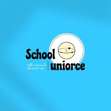 Ontwerpsjabloon van Logo van Education in School Offer