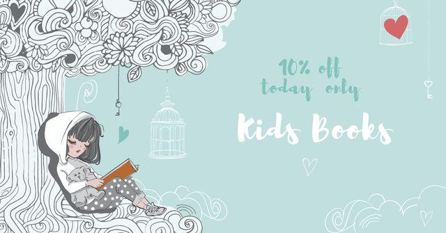 Ontwerpsjabloon van Facebook AD van Design template by Crello