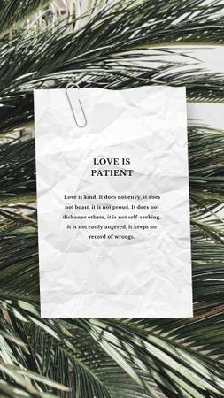 quote Instagram Story – шаблон для дизайну