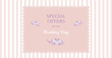 Special Wedding Day Offers
