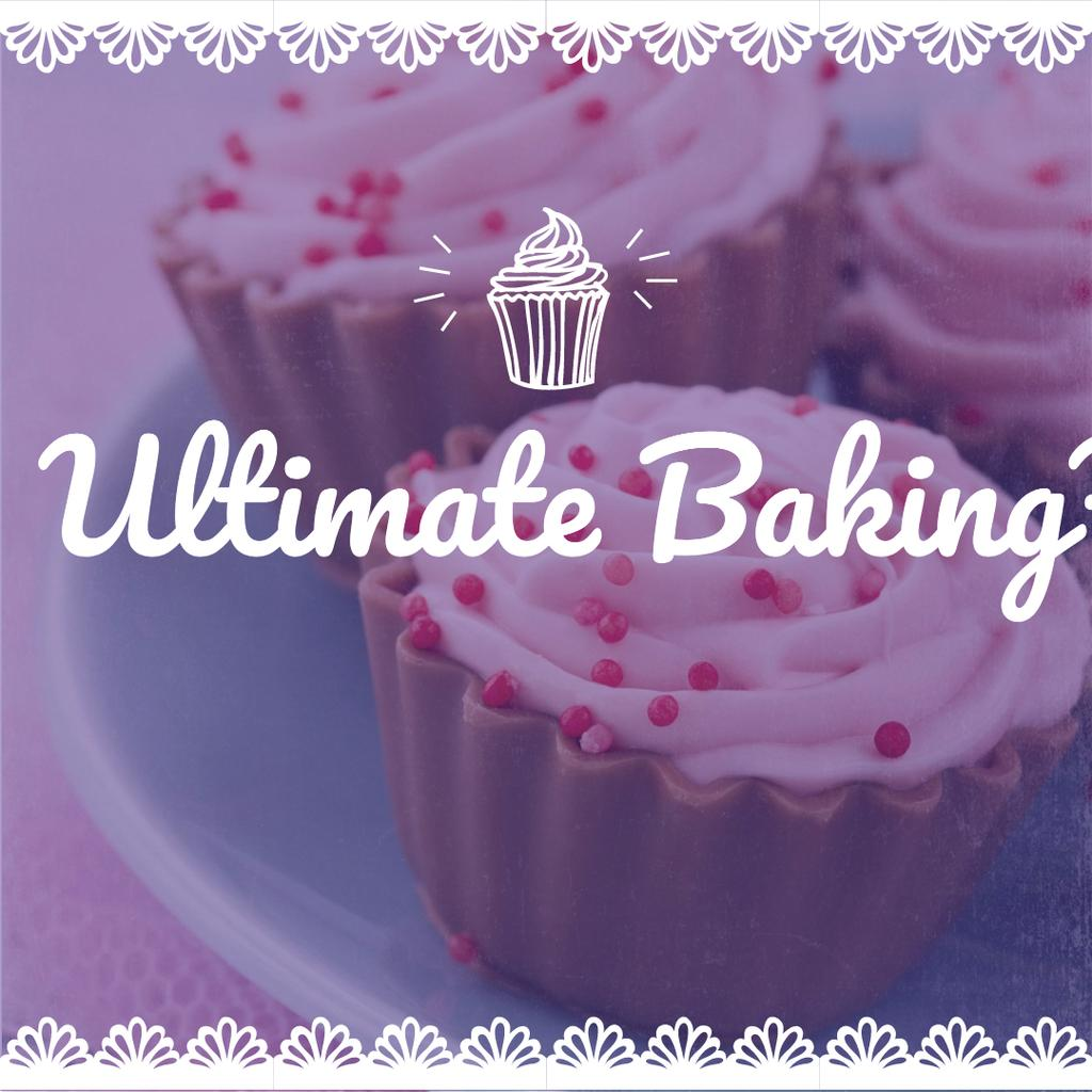 Ultimate baking hacks with Sweet cake — Crear un diseño