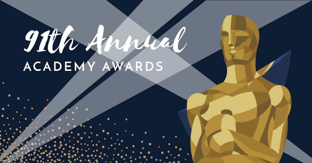 Annual Academy Awards announcement — Crea un design