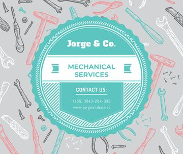 Mechanic Services Tools and Equipment
