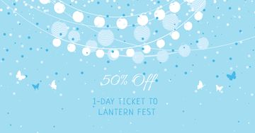Lanterns Festival Tickets Offer