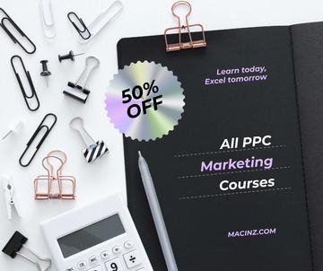 Marketing Courses offer with Stationery