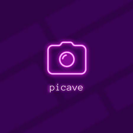 Designvorlage photo für Logo