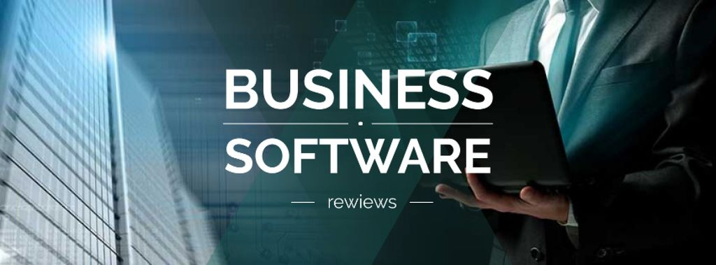 Business software Reviews —デザインを作成する