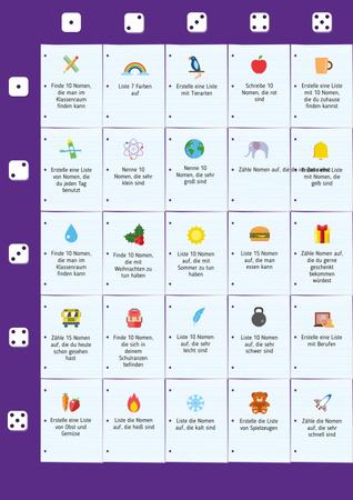 Kids Board Game Toy Poster – шаблон для дизайну