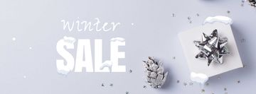 Winter Sale with Gift box