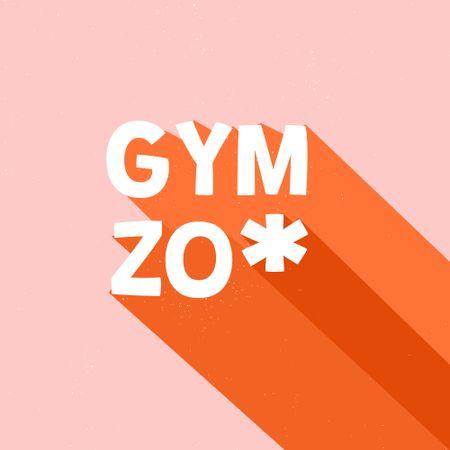 Gym Services Ad Logo – шаблон для дизайну