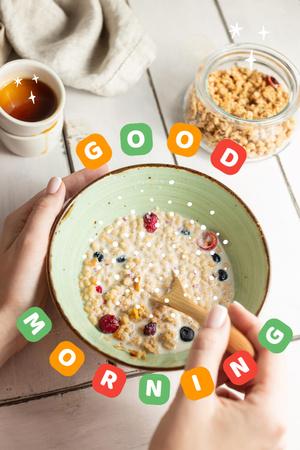 Food Pinterestデザインテンプレート