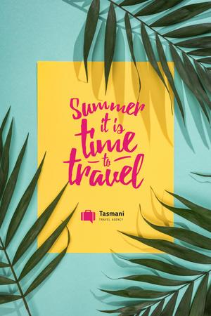 travel agency Pinterest – шаблон для дизайну