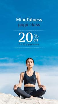 Yoga Classes Discount Offer