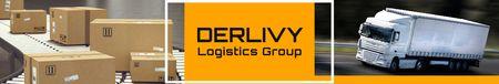 Logistics Company promotion LinkedIn Cover Design Template