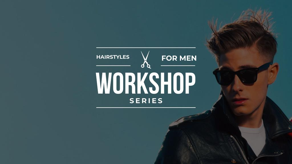 Rockabilly hairstyles workshop with Stylish Man — Crear un diseño