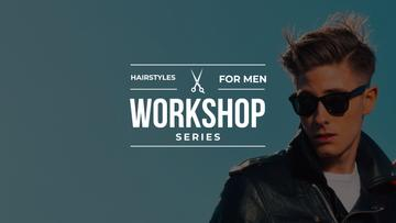 Rockabilly hairstyles workshop with Stylish Man