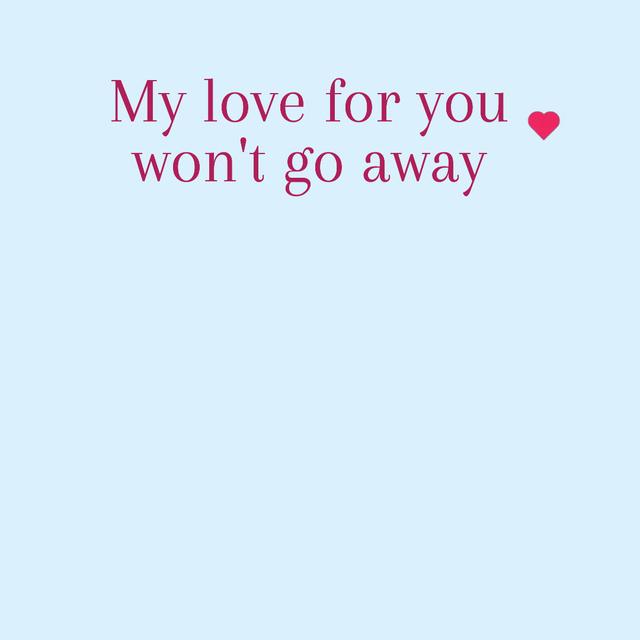 Ontwerpsjabloon van Animated Post van Heart-shaped Valentine's box with Love quote
